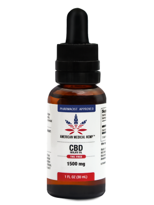 CBD Isolate Oil